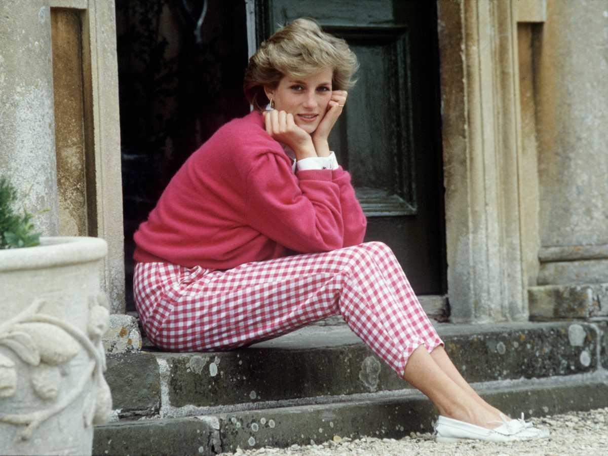 Lady Di war die Tante von Prinzessin Eugenie.