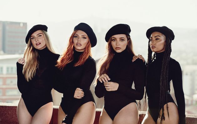 Little Mix Return As Confident And Assertive As Ever On New Single 'Woman Like Me' - HuffPost