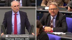 AfD-Mann zieht über Homosexuelle her – SPD-Politiker Kahrs verliert Fassung