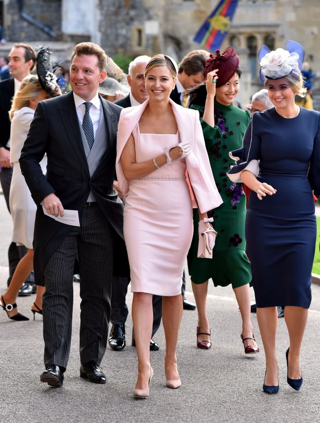 Princess Eugenie's Wedding Sees Host Of Celebrities You Probably Didn't Expect To See In