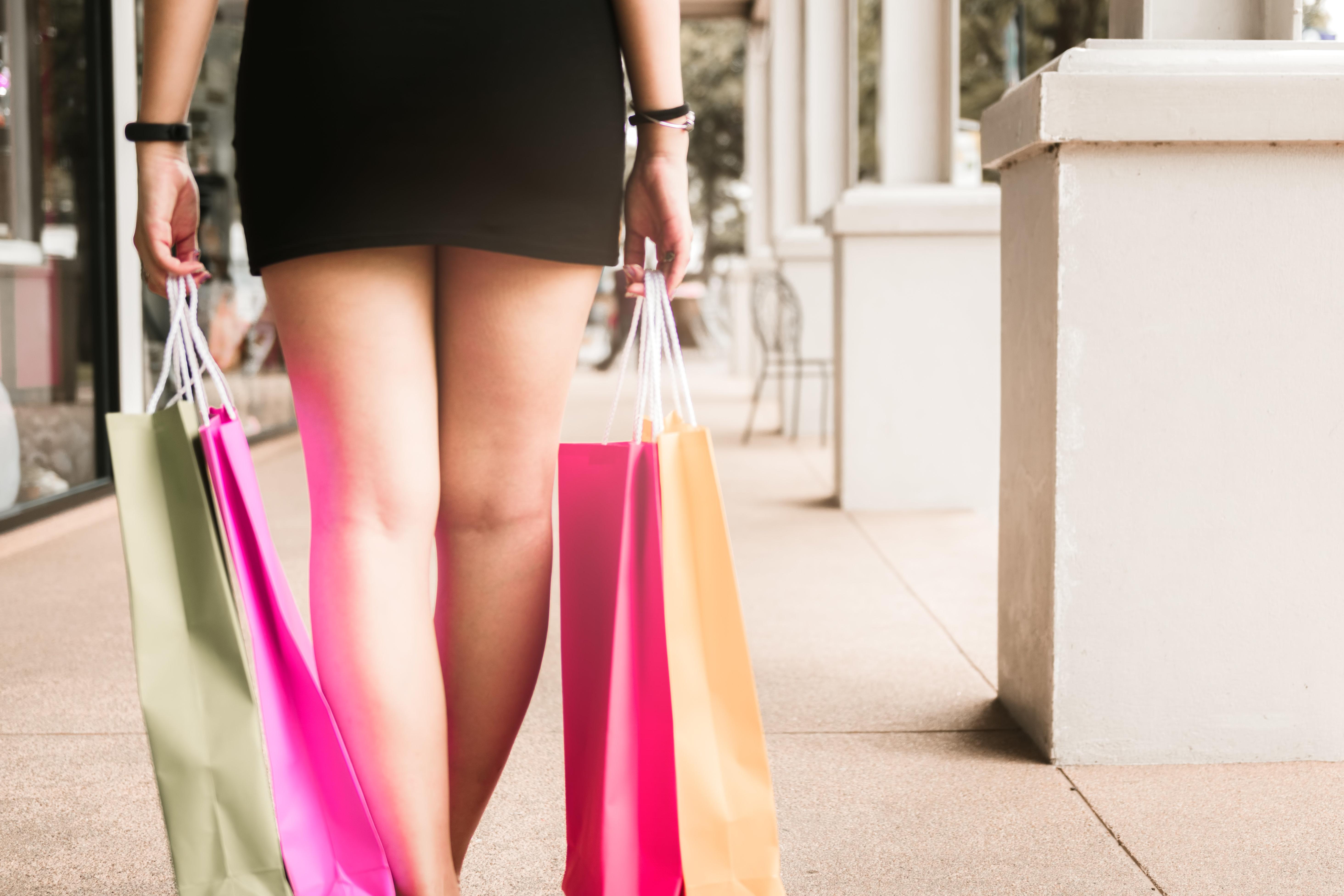 Frau shoppt für 18 Millionen Euro – obwohl sie arbeitslos gewesen sein