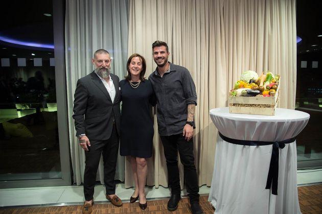 Ελληνο-Ισραηλινή Γιορτή Γαστρονομίας με τους Σεφ Assaf Granit και Άκη
