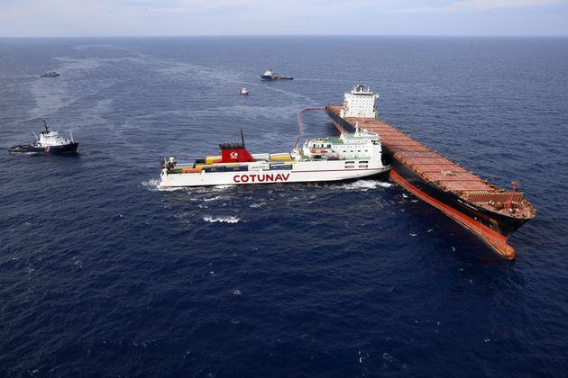 Indignation après une vidéo provocante publiée par l'équipage du navire Ulysse, la CTN promet des