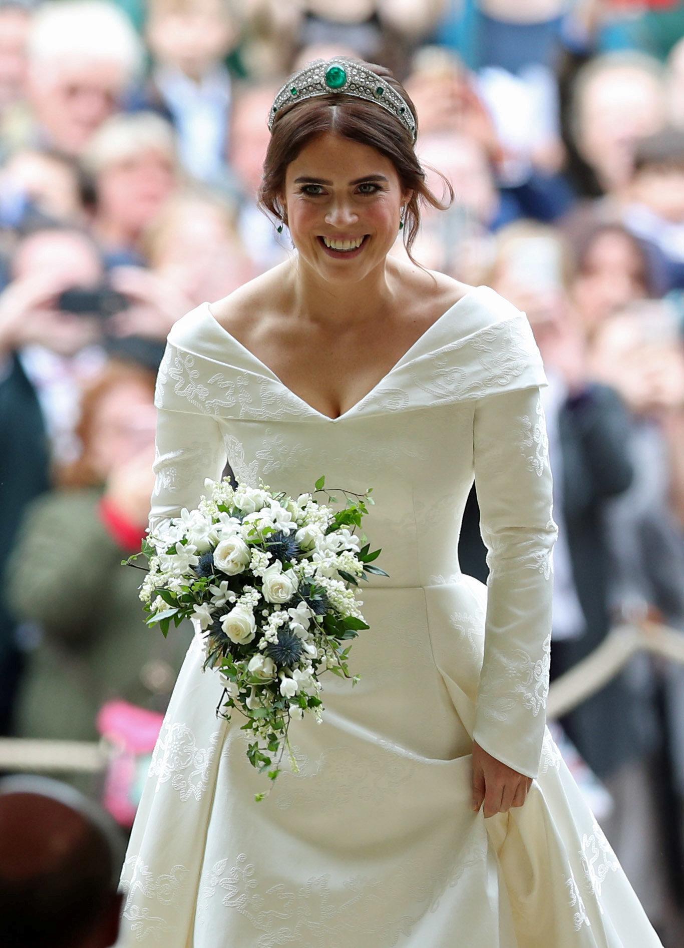 Ο γάμος της πριγκίπισσας Ευγενίας στο