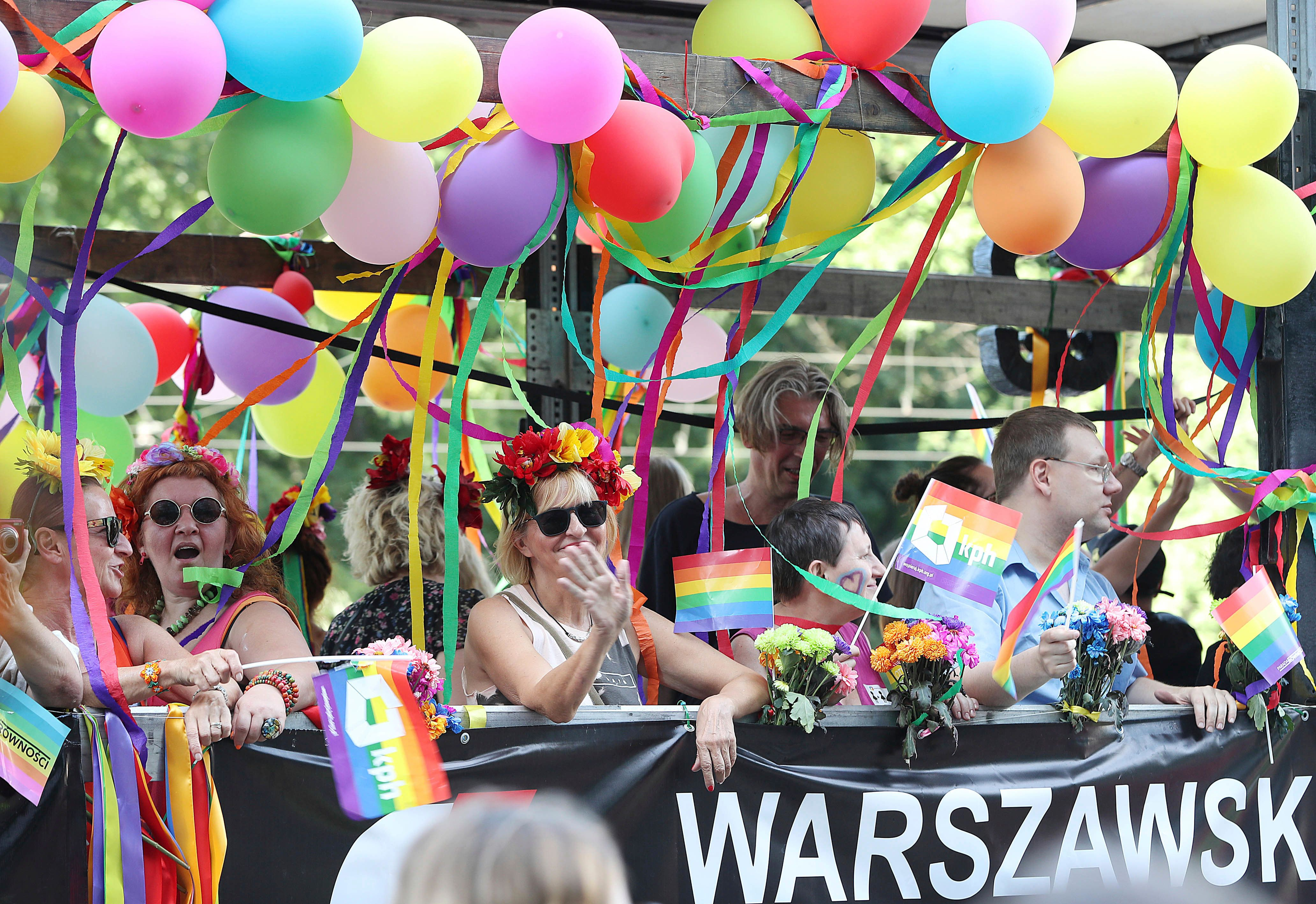 Polish media said Thursday's ruling was the first of its kind in the country.