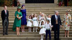 Prinzessin Eugenies Mutter sorgt bei der Hochzeit für Wirbel: Alle machen sich über ihren Hut