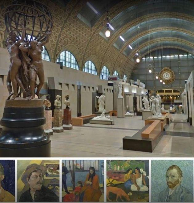 «Google Arts & Culture»: Εικονική περιήγηση στα θαύματα του