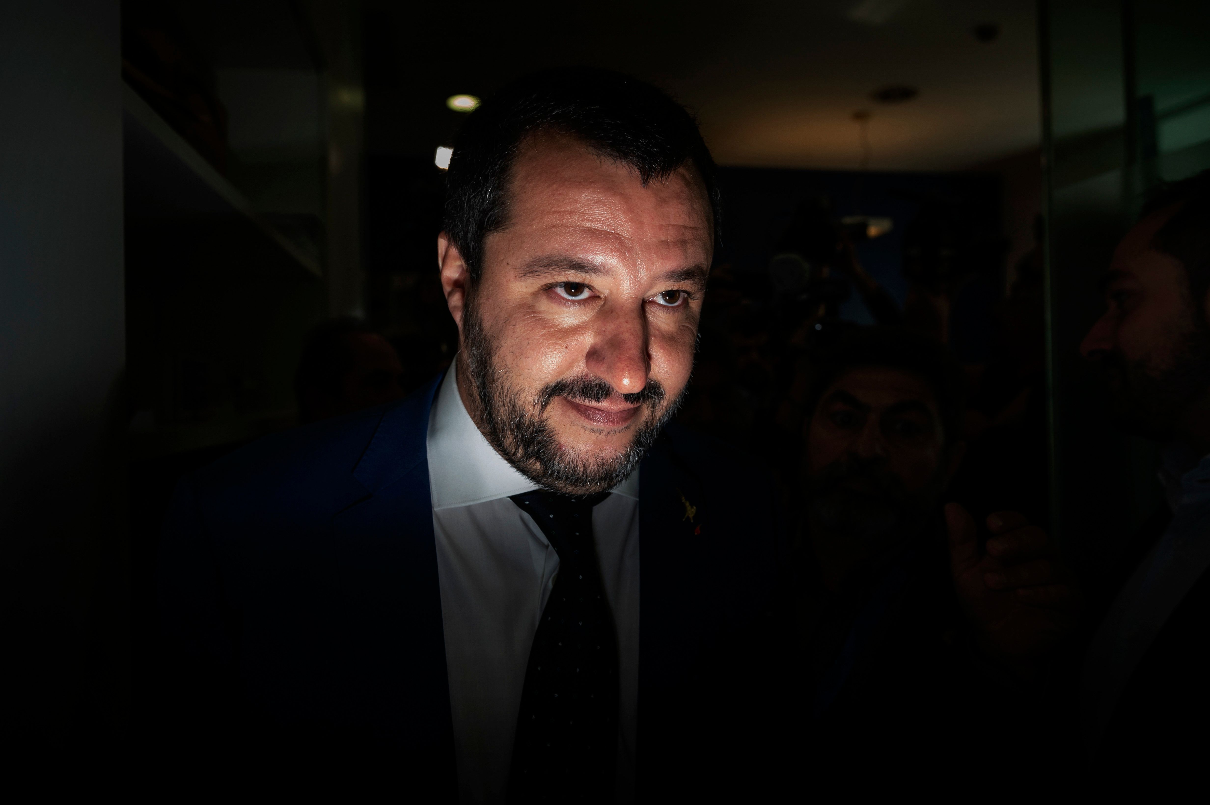 Neuer Vorschlag von Salvini zeigt, wie gefährlich tief Italien gefallen
