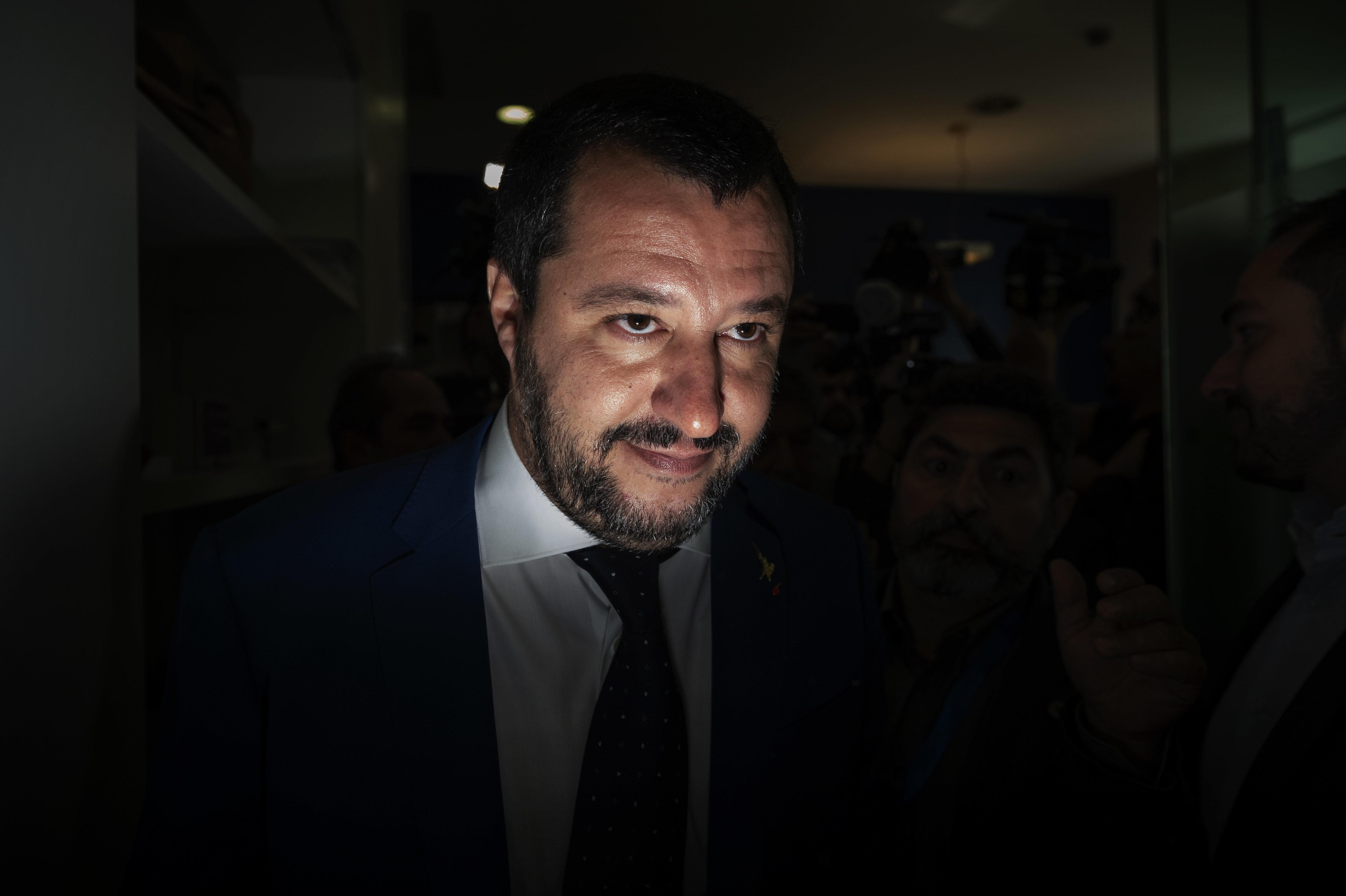 Italiens Innenminister Salvini in der Kritik.