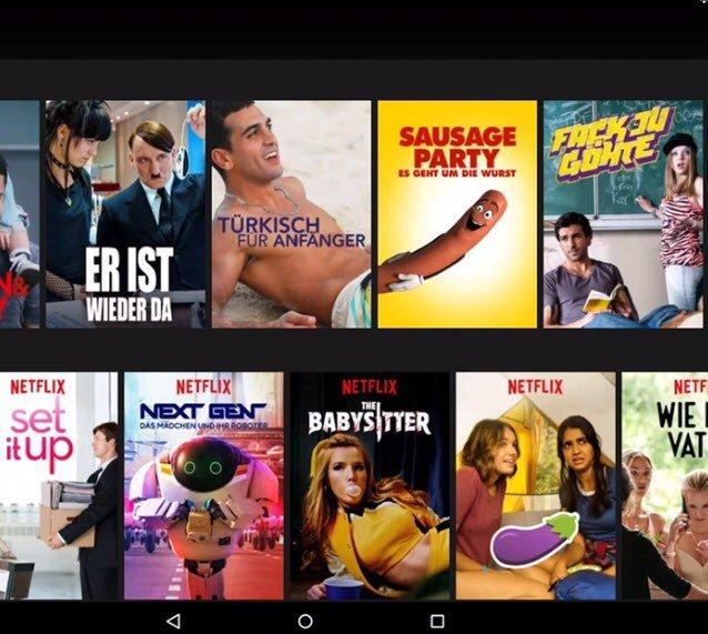 Netflix Filmempfehlung mit Elyas M'Barek: Was Twitter-Nutzer hier entdecken, ist nicht