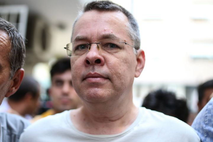 Andrew Craig Brunson is an evangelical pastor originally from Black Mountain, North Carolina.