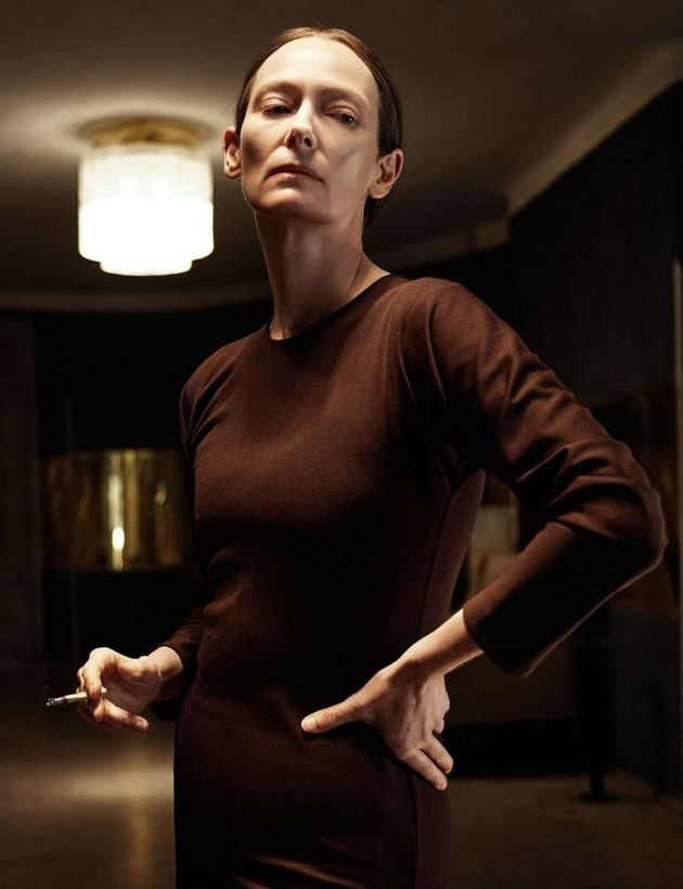 Tilda in her other 'Surpiria' role as Madame
