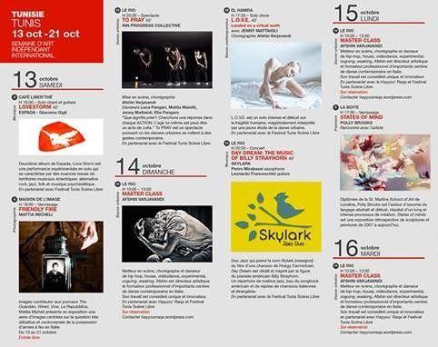 """""""Open Art Week"""": Quand l'art contemporain lie la Tunisie à"""