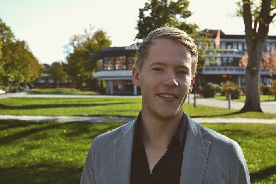 Dieser 25-Jährige will Bürgermeister werden – und der SPD damit neues Leben