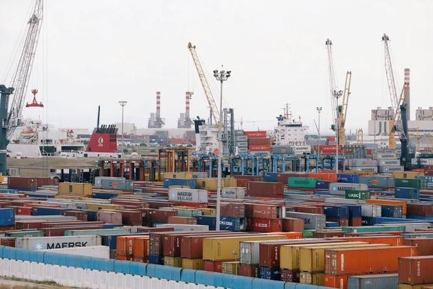 Décélération des quantités exportées au cours des 9 mois de l'année 2018, par rapport à