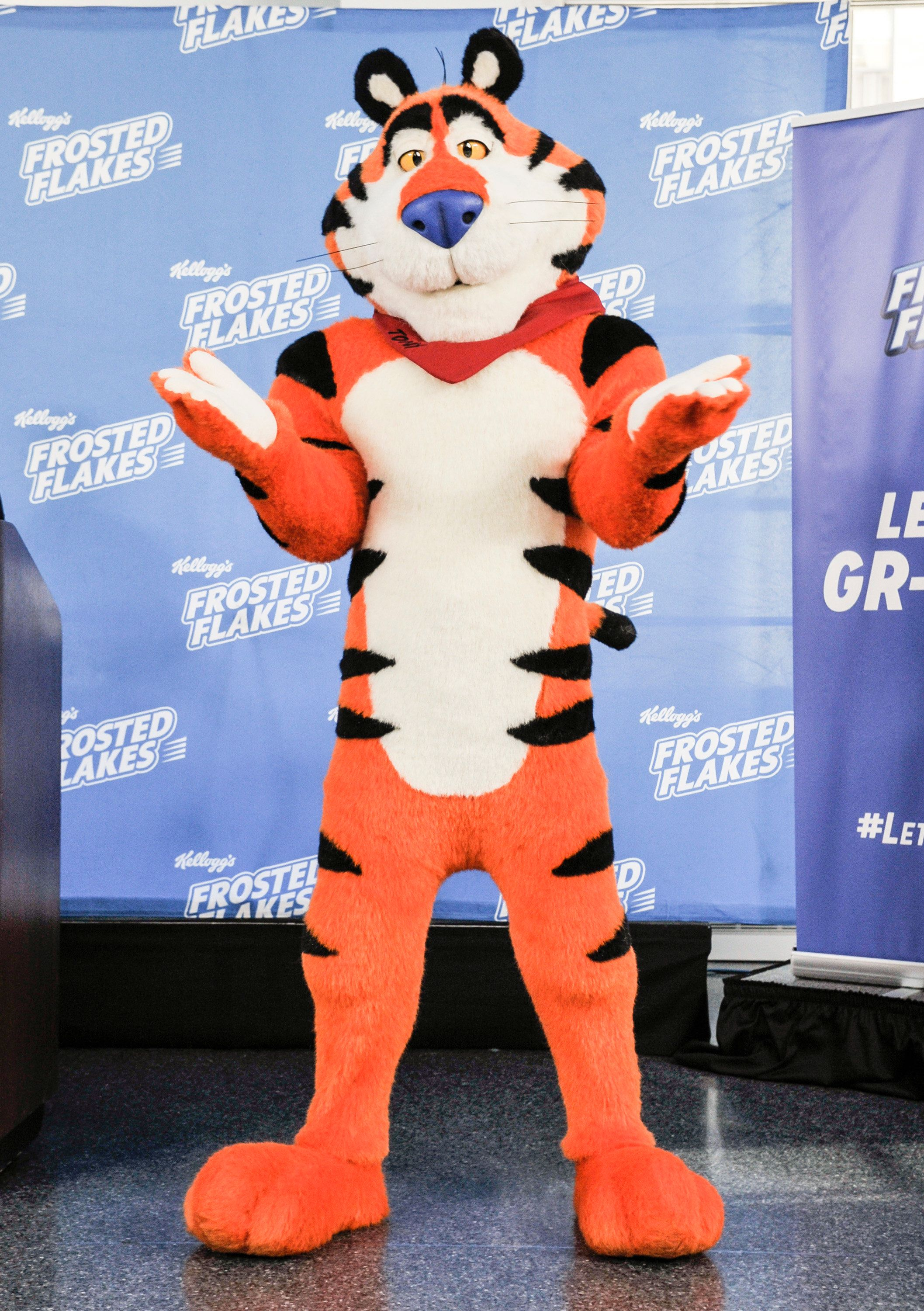 Did Unbelievably Horny Furries Finally Drive Tony The Tiger Off