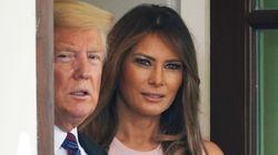 Melania Trump nennt Fremdgeh-Gerüchte um ihren Donald