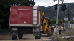 Αδιανόητη τραγωδία στην Καβάλα: 11 άνθρωποι εγκλωβίστηκαν σε φορτηγό και κάηκαν