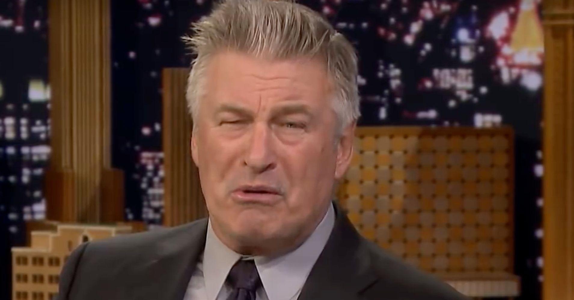 Alec Baldwin Totally Nails His Impression Of Robert De Niro