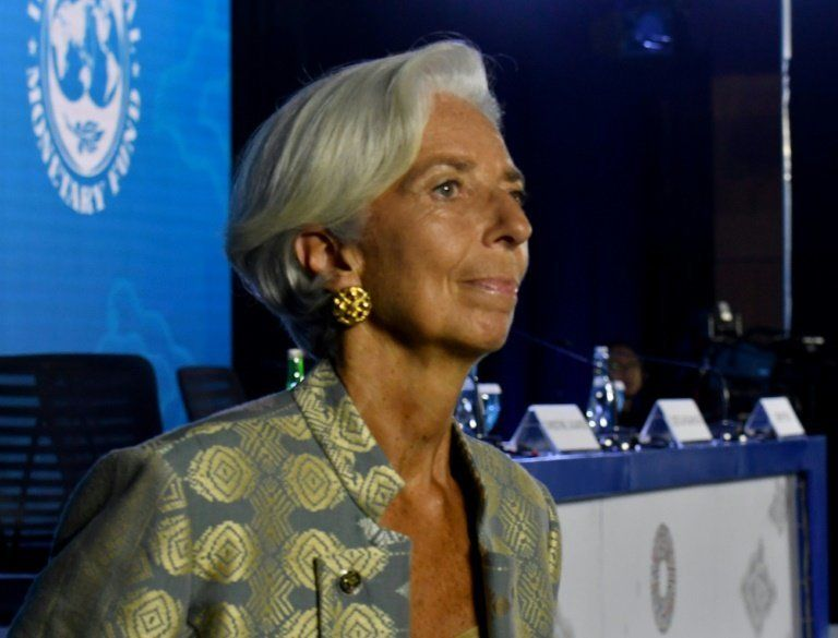 "FMI: Lagarde ""horrifiée"" par l'affaire Khashoggi mais ira à"