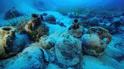 58 αρχαία ναυάγια έκρυβαν 300 θησαυρούς στο βυθό των