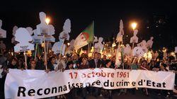 Appels en France à condamner officiellement le massacre du 17 octobre