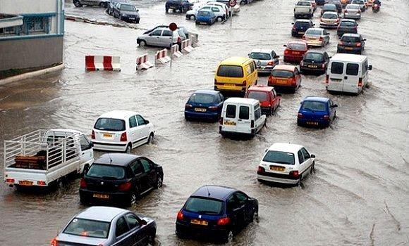 Inondations à Alger : élaboration d'un plan préventif à travers 12 points
