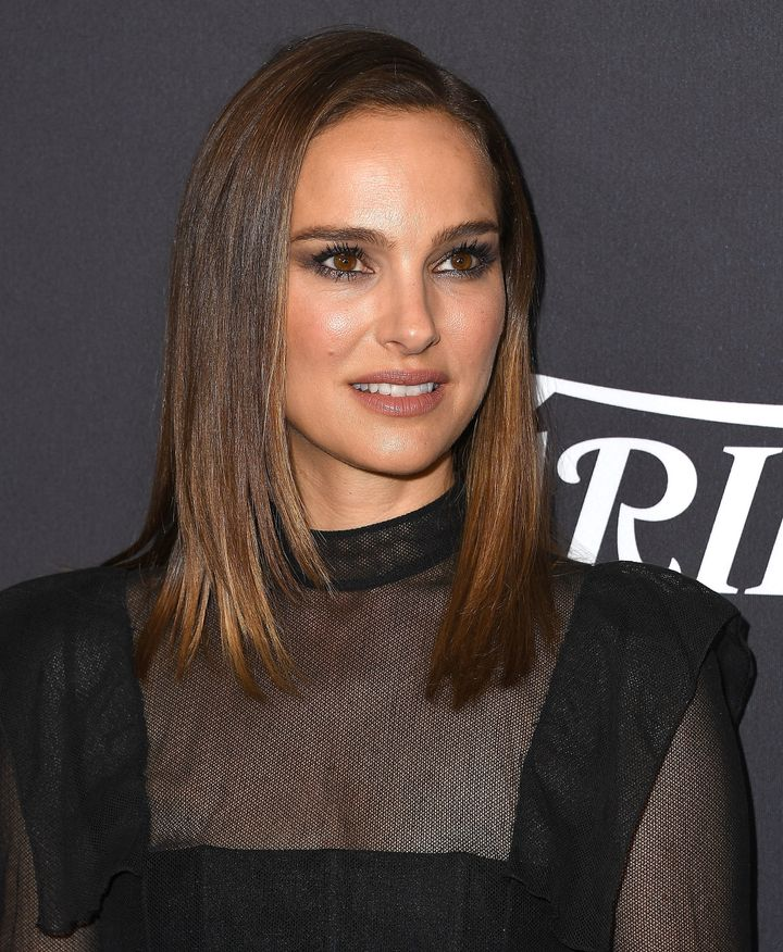 Natalie Portman at Variety's Power of Women event.