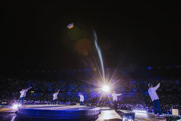 H.O.T.가 17년 만에 콘서트를 연 소감을