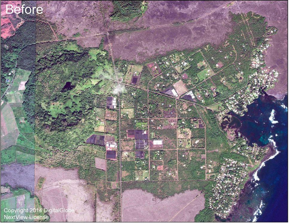 Satellite photos