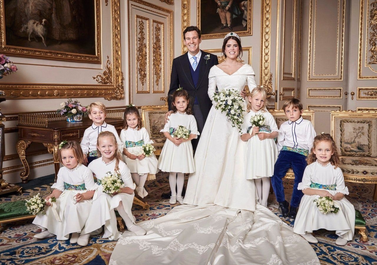 Those Official Royal Wedding Photographs You've Been Secretly Waiting For Are