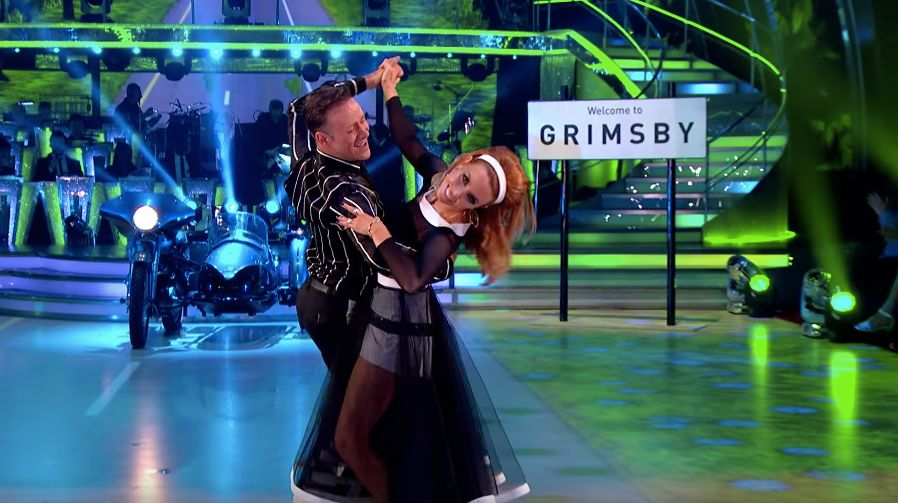 Stacey Dooley Dominates 'Strictly Come Dancing' Leaderboard With Foxtrot