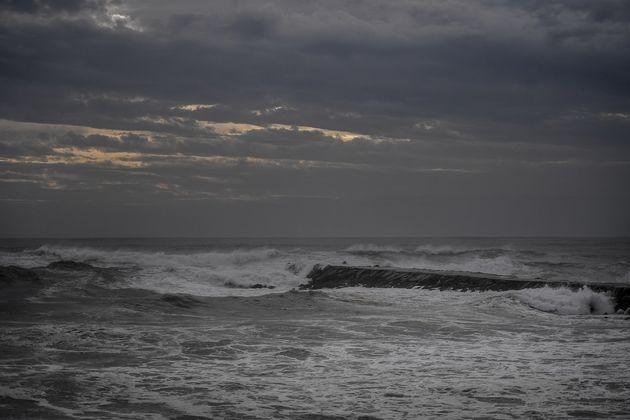 La tempête Leslie s'abat sur le Portugal et
