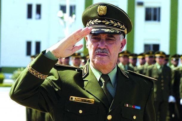 Décès de l'ancien chef de la Gendarmerie nationale, le général de corps d'armée, Ahmed