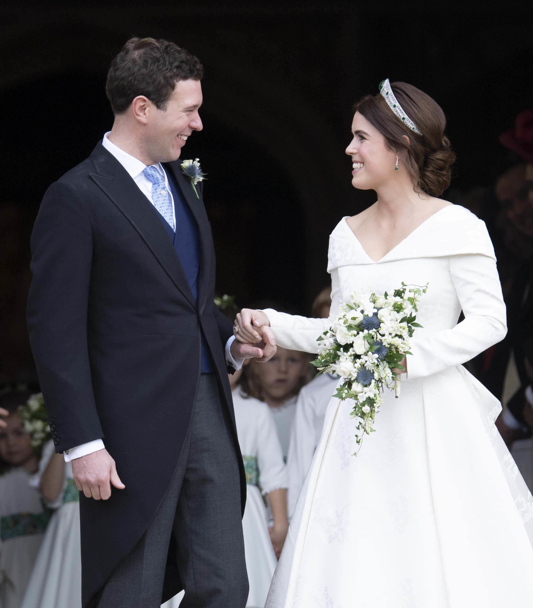 Royale Hochzeit: Ein Detail auf den Fotos sorgt für eine