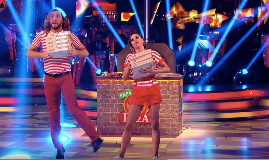 Seann And Katya's Return To The 'Strictly' Dance Floor Pulls In 1 Million Extra
