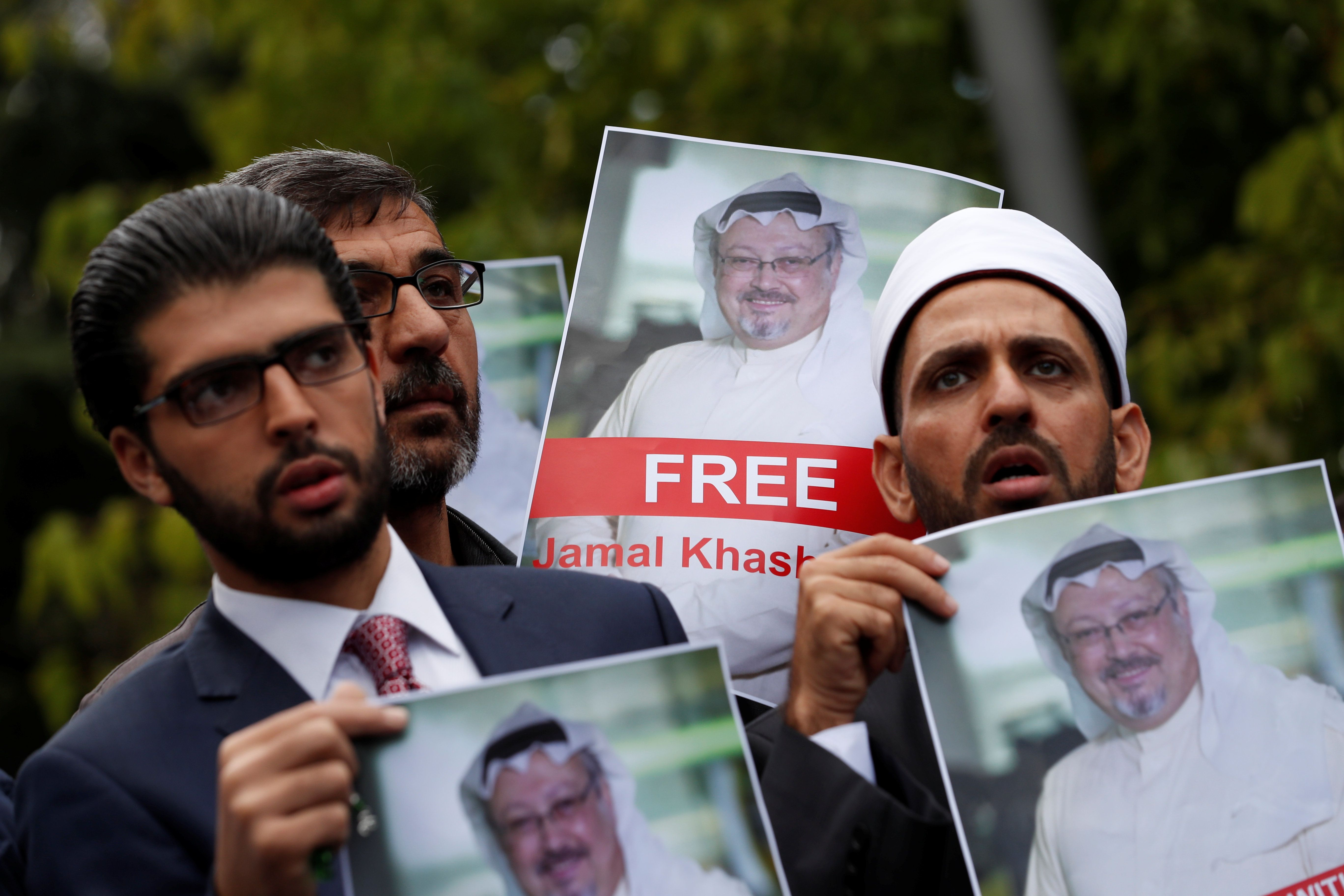 Ce que l'on sait de la mystérieuse disparition du journaliste Jamal Khashoggi