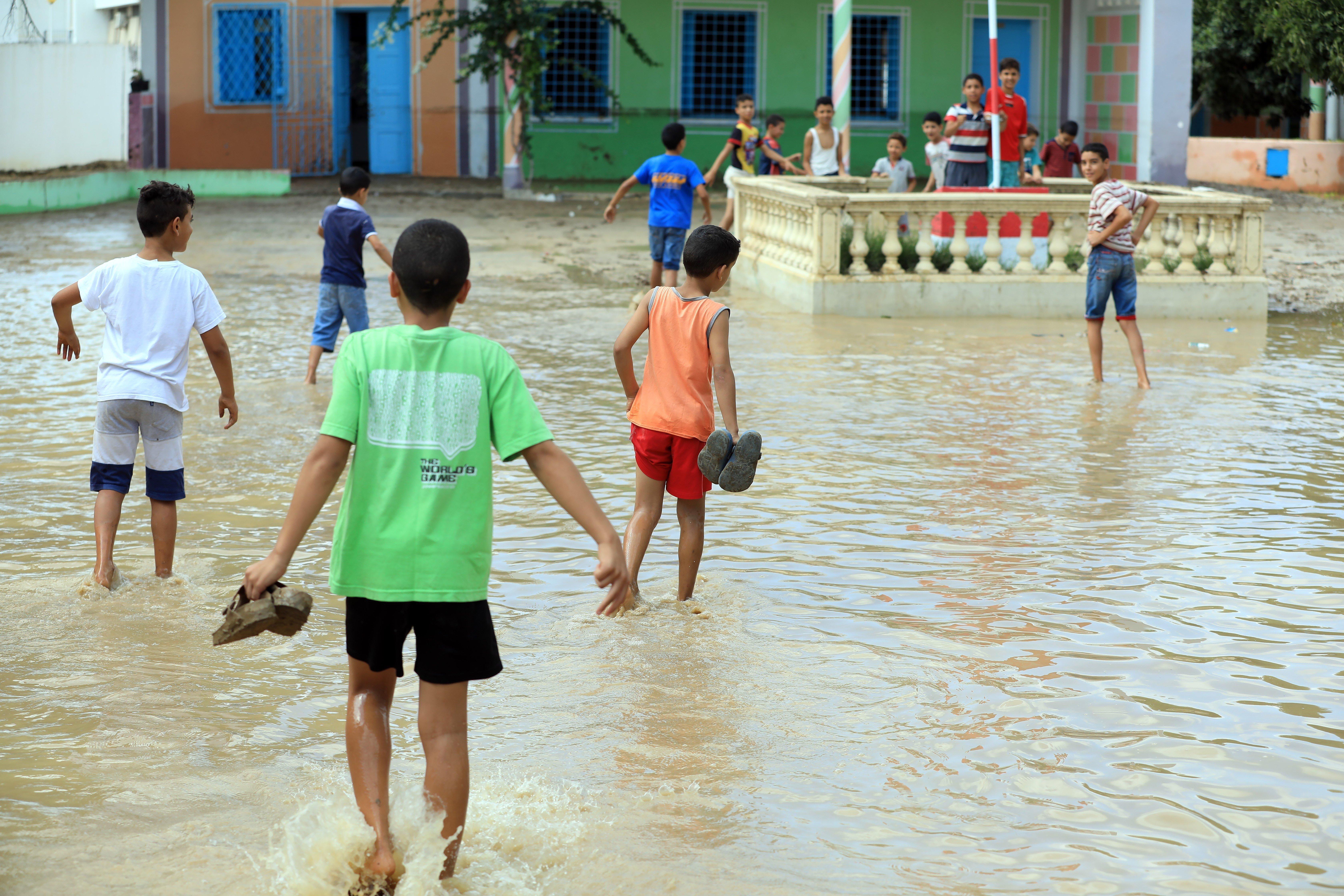 Pourquoi Nabeul a été inondée ? réponse d'un Consultant international en