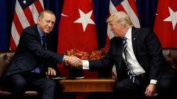 Erdogan macht Trump ein Geschenk, dahinter steckt ein ausgefeilter