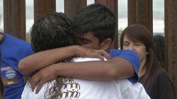 À la frontière États-Unis-Mexique, ces familles séparées ont eu 4 minutes pour