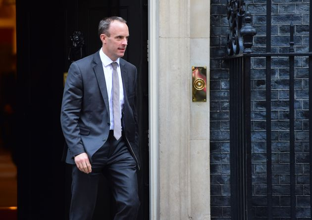Dominic Raab To Hold Brexit Talks In Brussels Ahead Of Crucial EU