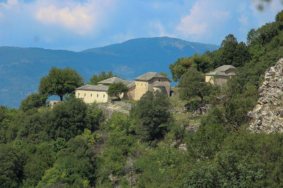 Το μοναστήρι της