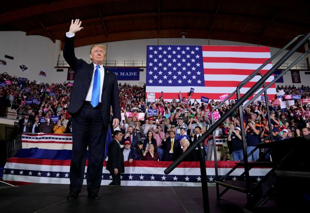 Americans Increasingly Predicting Trump 2020 Victory: CNN