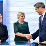 Bayern: Das ist das vorläufige amtliche Endergebnis der