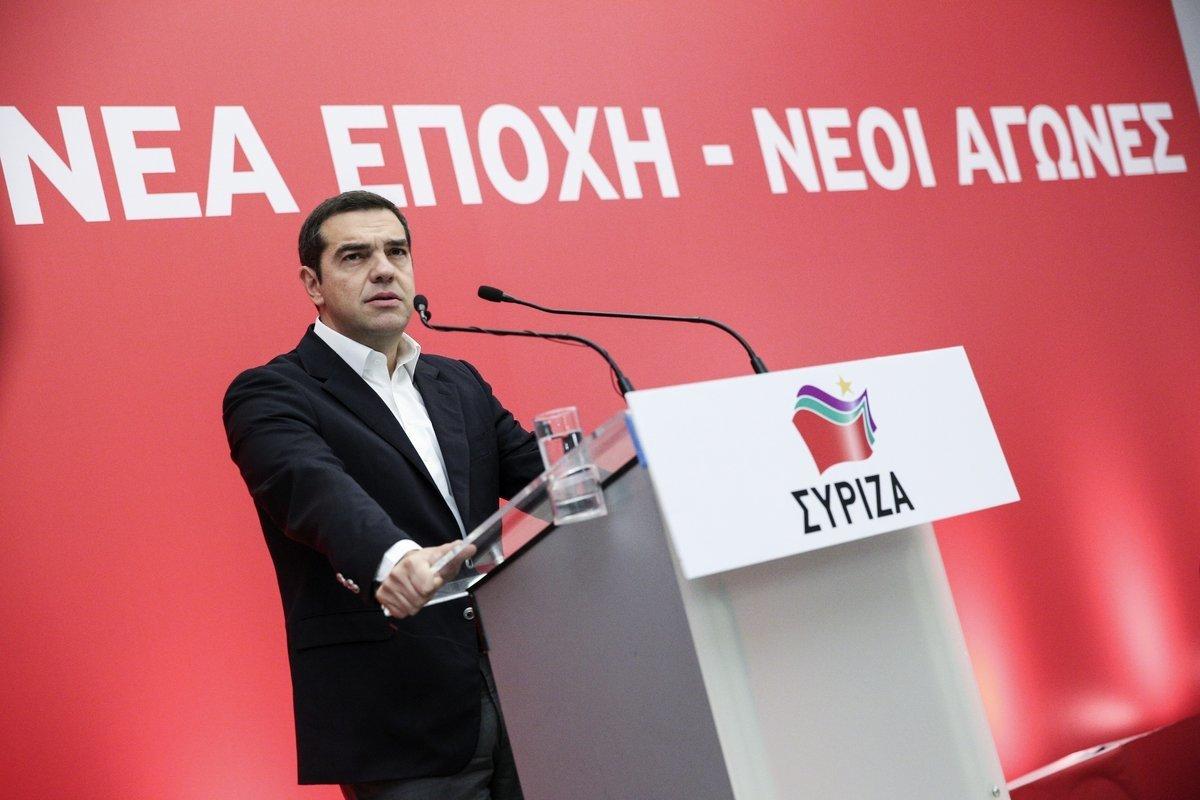 Νέα σύνθεση, νέο προφίλ για την Π.Γραμματεία του ΣΥΡΙΖΑ και πρωτιά σε μέλος που προέρχεται απ' το