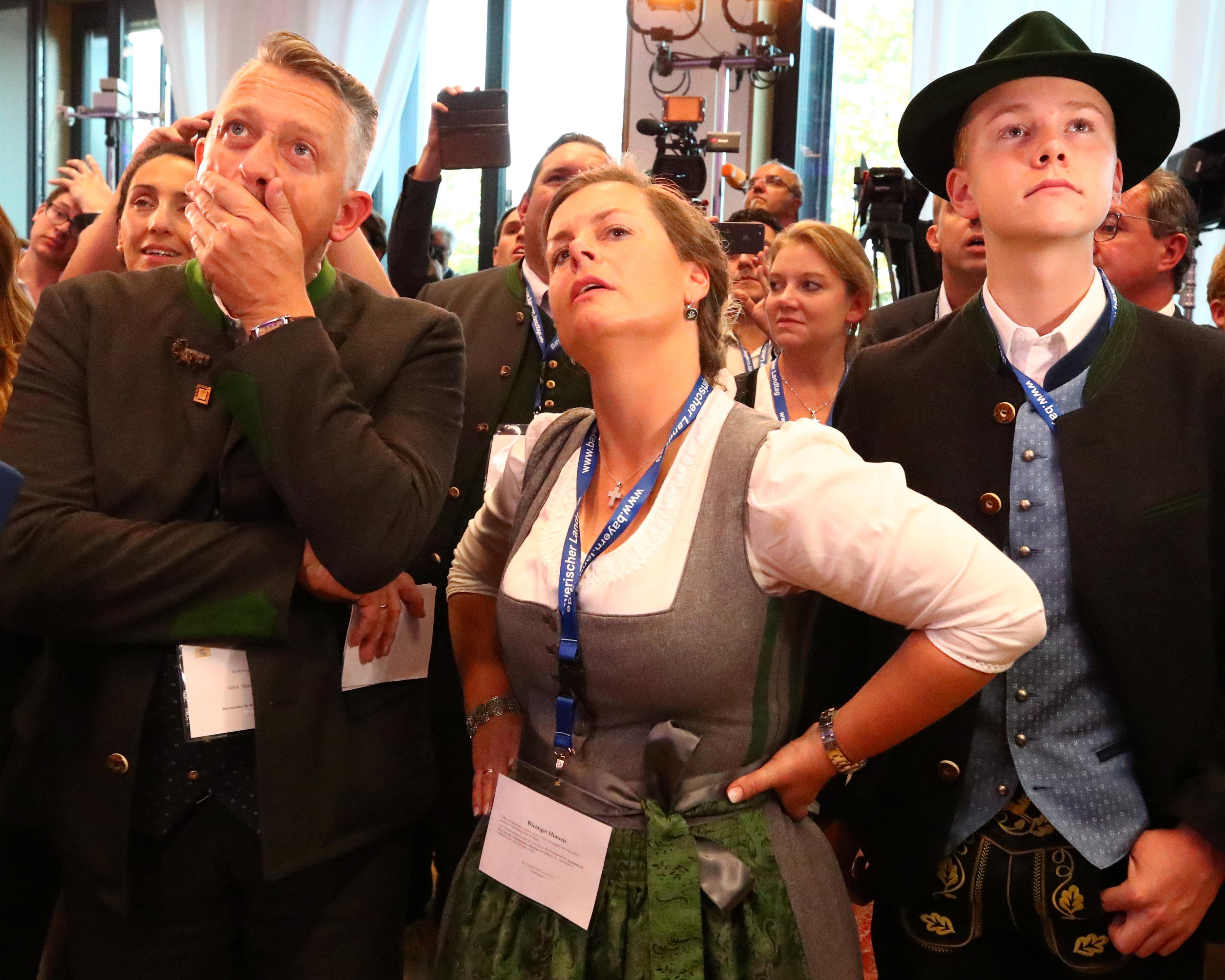 Τα αποτελέσματα των εκλογών και ο «βαυαρικός σεισμός» όπως τον περιγράφει ο γερμανικός