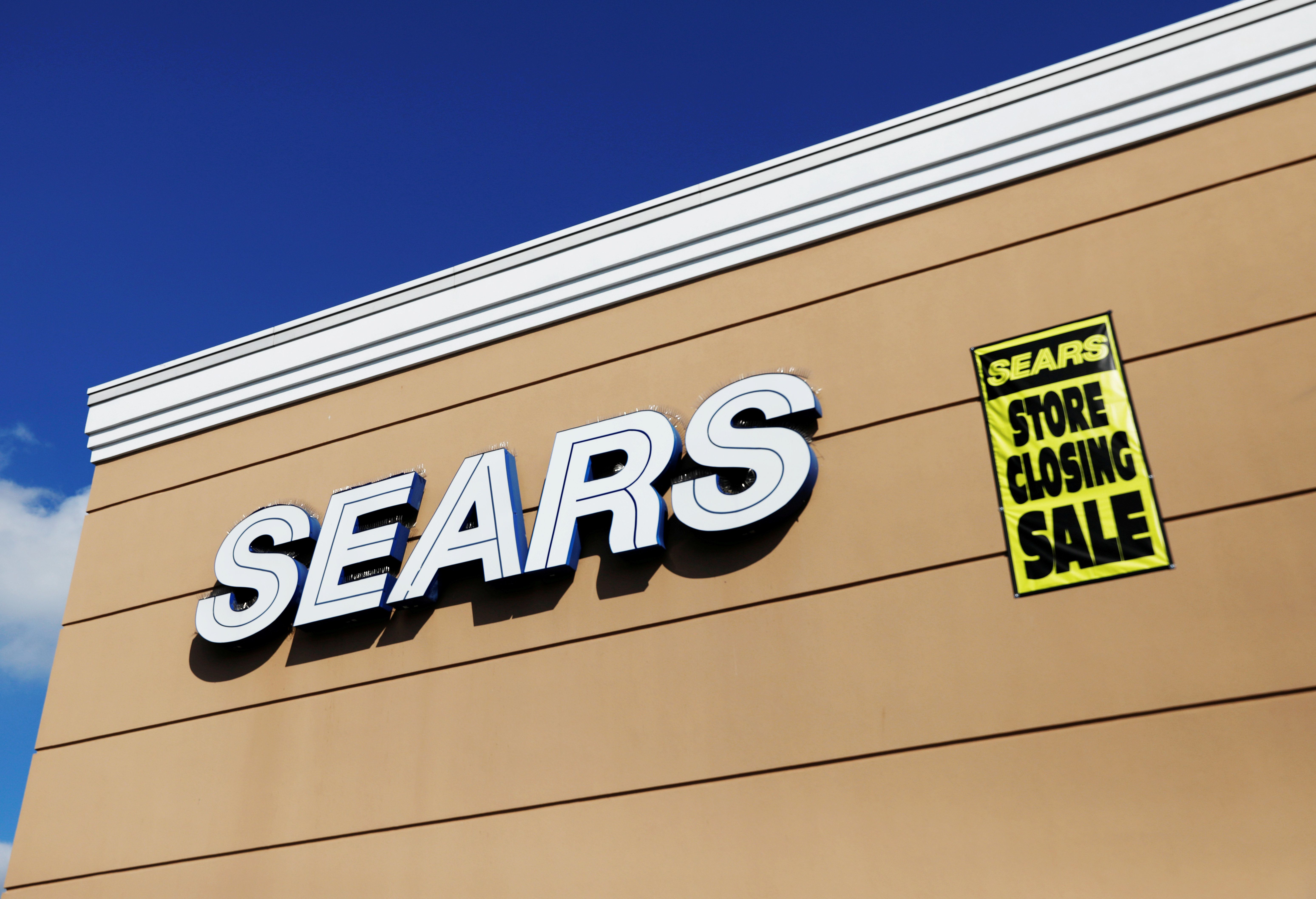 Sears Files For Chapter 11