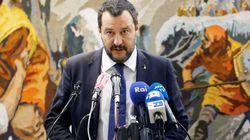 «Αριβεντέρτσι Μέρκελ» λέει ο Σαλβίνι στην γερμανίδα καγκελάριο μετά τις εκλογές στη