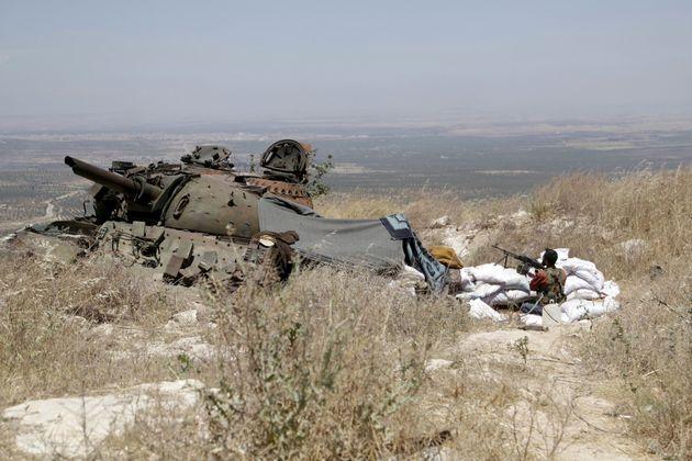 Συρία: Οι τζιχαντιστές παραμένουν στην «αποστρατιωτικοποιημένη ζώνη» παρά τη ρωσοτουρκική συμφωνία για...