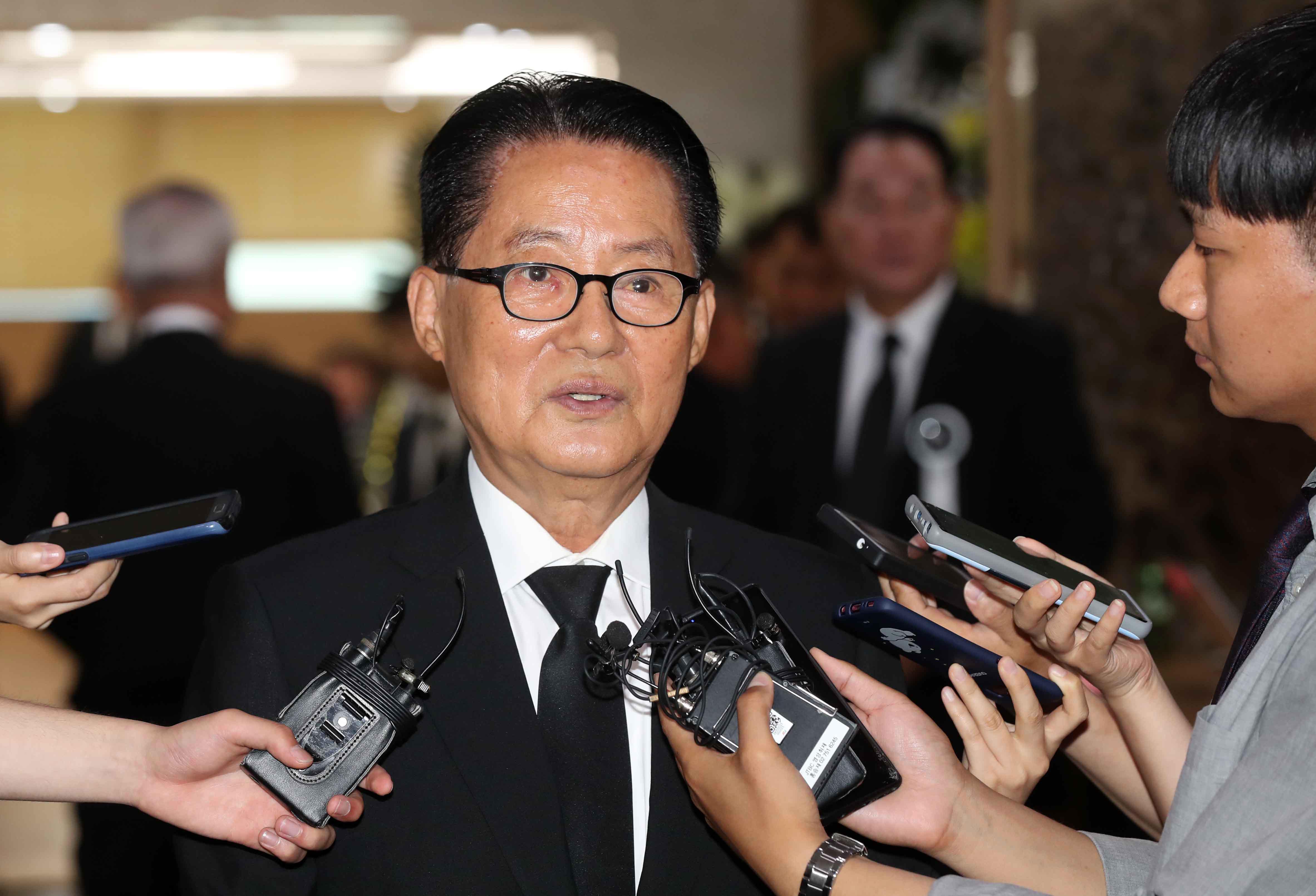 박지원 의원이